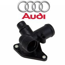 Audi A4 Quattro L4 1.8L Rear Of Cylinder Head Engine Coolant Water Hose Flange