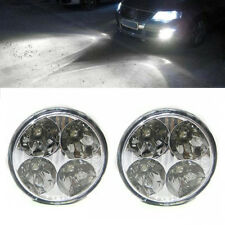 DRL Daytime Running Fog Lights Lamps E-Marked For Ford Fiesta Focus Fusion Puma