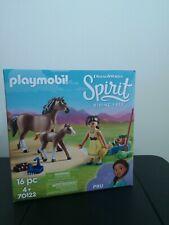 Playmobil Spirit 70122 Riding Free Pru mit Pferd & Fohlen NEU OVP