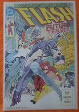FLASH DC #68 COMIC w BAG & BOARD FUTURE TENSE