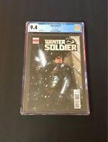 Winter Soldier 1 dell'otto 9.4 CGC... Hot comic... HTF Marvel...falcon disney