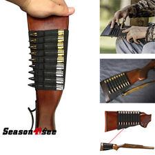 Hunting 9 Round Butt Stock Rifle Bullet Shell Holder for 303 .22 .308 .270 30-06