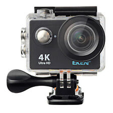 ACTION CAM 4K EKEN H9 WiFi 4K 1080p 720P CAMERA COMPRESA CUSTODIA WATERPROOF 30m