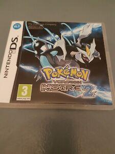 Nintendo DS - Pokémon version Noire 2 - FRA