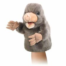 Folkmanis High Quality Play Pretend Animal Puppets (Little Mole)