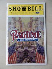 June 1999 - Ford Center Theatre Playbill - Ragtime - Alton Fitzgerald White