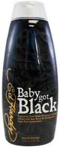 Ed Hardy BABY GOT BLACK Indoor Tanning Bed Lotion - 10 Oz