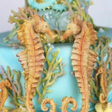 Seahorses Silicone Decorating Molds Cake Silicone Mold Candy Chocolate Mould