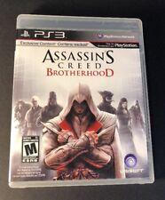 Assassin's Creed [ Brotherhood ] (PS3) USED