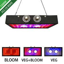 1500W COB LED Grow Light Panel Lamp 100% Full Spectrum Indoor Plant Growing