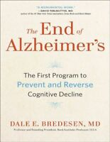 The End Of Alzheimer's by Dale E.Bredesen 1 Minute Delivery[E-B OOK]