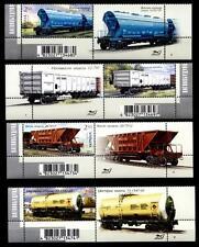 Güterwagen. 4W+4Zf.(Waager). Ukraine 2013