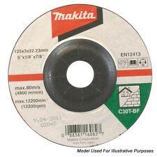 "MAKITA D-18340 100mm (4"") Masonry Cutting Discs (Pack of 10)"