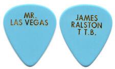 TINA TURNER Band Guitar Pick : 2000 Tour Mr Las Vegas James Ralston TTB