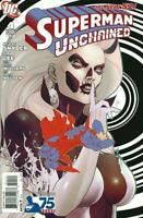 Superman Unchained #4 Guillem March Villain Variant