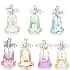 1 Hanging Crystal Glass Angel Home Wedding Party Gift Christmas Tree Decoration