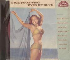 FIVE FOOT TWO, EYES OF BLUE- 25 VA Cuts on Pan American