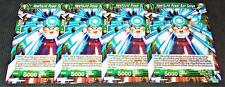 x4 Newfound Power Son Gohan BT4-048 Uncommon Dragon Ball Super TCG Near Mint