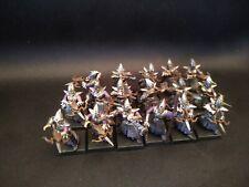17 Darkshards  Warhammer Fantasy Age of Sigmar Dark Elf Plastic op Paint