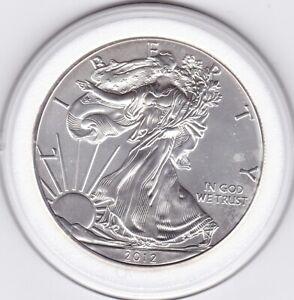 2012   Silver   Eagle    (99.99% Silver)  Coin