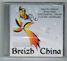 ♫ - BREIZH CHINA - CD 8 TITRES - 2014 - NEUF NEW NEU - ♫