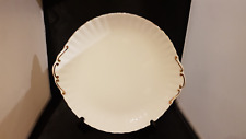 "Royal Albert 'Val D'or' - LARGE 12 1/2"" EARED CAKE/SANDWICH SERVING PLATE"