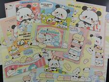 Panda Marshmallow Letter Set writing paper envelope kawaii cute stationery gift