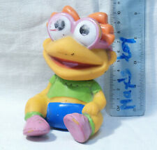 Muppet Show Babies Skeeter Rubber toy doll 88 he !