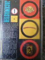 Jackmaster Vol 1 various artists cassette tape 3 and 4 ( cassette 1 and 2...