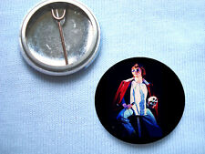 David Bowie - Cracked Actor Badge Mott The Hoople T.Rex Roxy Music Mick Ronson