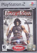 Ps2 PlayStation 2 PRINCE OF PERSIA ~ SPIRITO GUERRIERO nuovo sigillato italiano