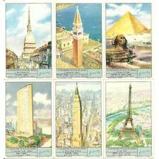 S 1800 - LIEBIG - LE COSTRUZIONI PIU ALTE DEL MONDO - (ITA)