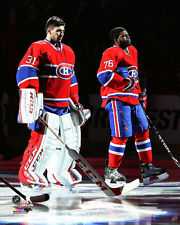 CAREY PRICE and PK SUBBAN Montreal Canadiens O CANADA NHL Premium POSTER Print