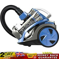Bagless Vac Cleaner Hoover Vacuum Lightweight Cylinder Compact Cyclonic Powerful
