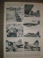 Photo article Wwii Usa Transport aircraft 1942 ref Aq