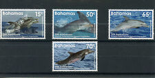 Bahamas 2016 MNH Dolphins Marine Mammal Research Org 25th Anniv 4v Set Stamps