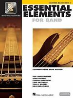 Essential Elements for Band Bk. 1 : Electric Bass