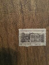 1956 Wheatland Home Of James Buchanan 3 Cent Stamp