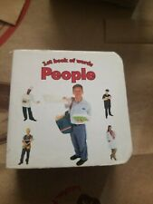 1st Book Of Words People Children Small Book