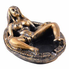 1 Pcs Resin female Egyptian Ashtray Holder
