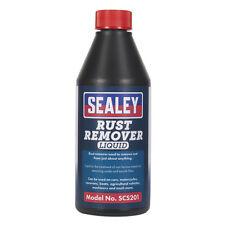 ORIGINAL Sealey scs201 Removedor de óxido 500ml