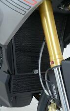 Aprilia Caponord 1200 2013-2018 R&G Racing Radiator Guard RAD0153BK Black
