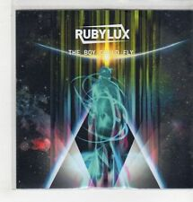(GS572) Rubylux, The Boy Could Fly - 2010 DJ CD