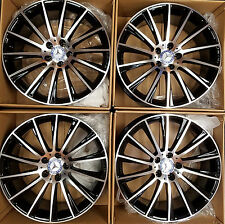 19 NEW AMG OEM S550 CL63 2015 MODEL MERCEDES RIMS WHEELS PRICE SET OF 4 S63 S65