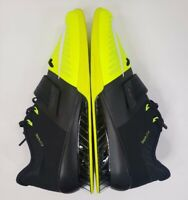 NEW Nike Romaleos 3 Training Weightlifting Shoes Men's 14 Black Volt 852933-007