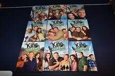 King of Queens Seasons 1-9 on DVD