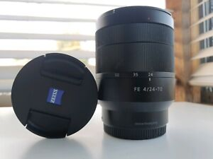 Sony Zeiss ZA OSS 24-70mm F/4 | Full Frame Lens