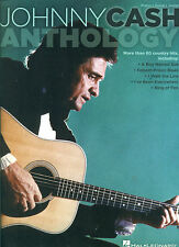 """JOHNNY CASH """"ANTHOLOGY"""" PIANO/VOCAL/GUITAR MUSIC BOOK BRAND NEW ON SALE SONGBOOK"""
