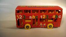 Matchbox - My First Matchbox Leyland Titan Bus - 1990