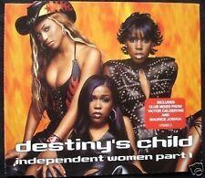 Destiny's Child Independent Women Part 1 CD Single